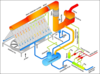 Dry Cooling Technology - Air Cooled Steam Condenser