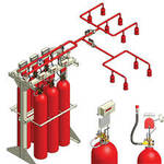 Design Supply Install of Fire Fighting Systems - Water - Foam - FM200 - Co2